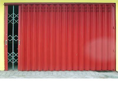 Beli Pintu Besi Harmonika Terbaru