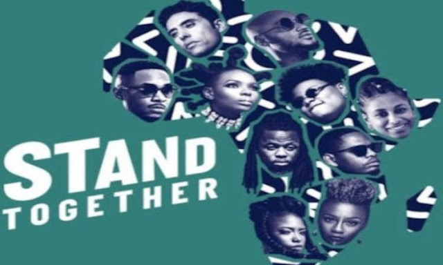 New song alert: 2baba, Yemi Alade, Teni, other African stars - Stand Together