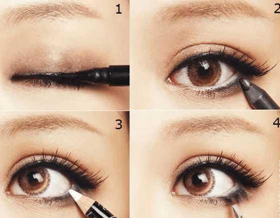 Trang điểm viền mắt