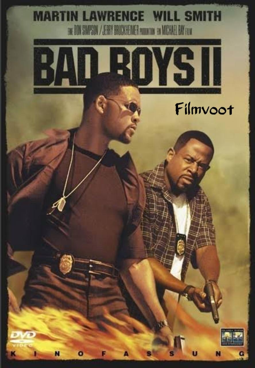 Bad Boys II (2003) full movie download in hindi (dual audio) 480p, 720p