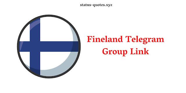 Fineland Telegram Group Link