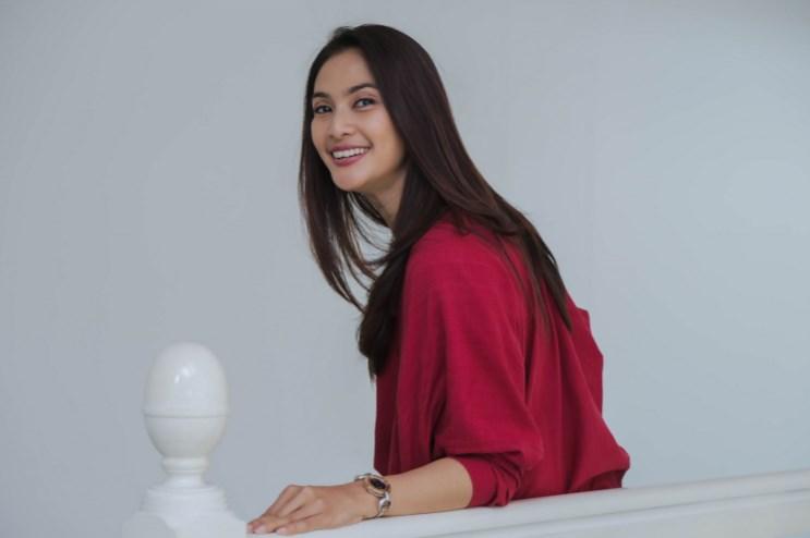 Maudi Koesnaedi ibu cantik dan manis