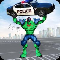 Incredible Monster Robot Hero Crime Shooting Game for Android