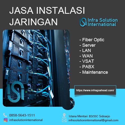 Jasa Instalasi Jaringan Ngawi Enterprise