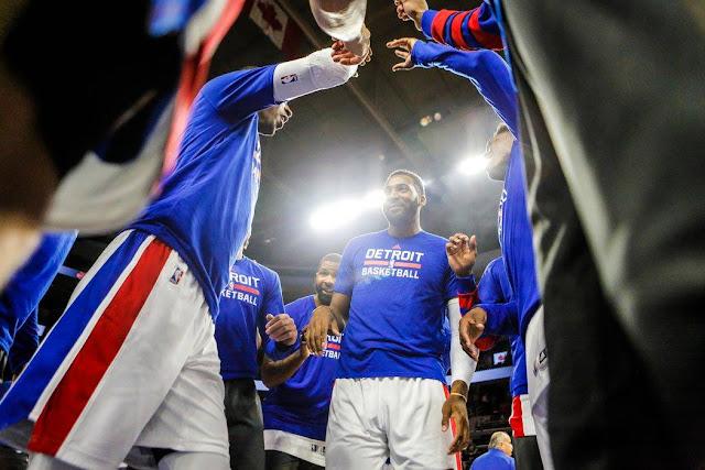 Effectif Detroit Pistons | PistonsFR