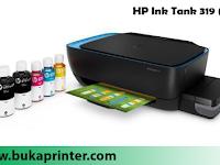 Free Download Driver Printer HP Ink Tank 319 (Z6Z13A) for Windows Xp/Vista/7/8/10