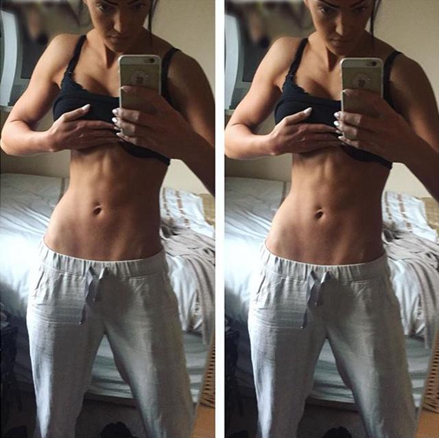 Fitness Model Emily Holland 1