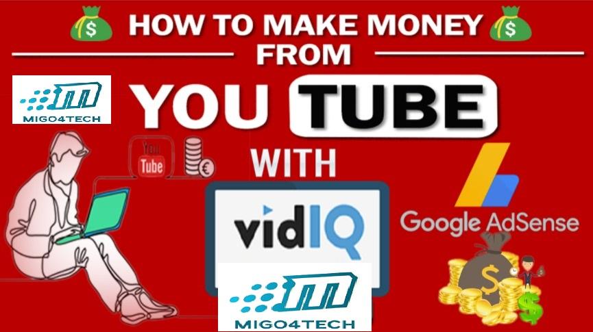 VidIQ أفضل أداة لتحسين محركات البحث على YouTube