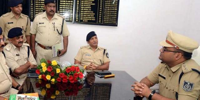 जबलपुर के 19 थानेदारों को एसपी अमित सिंह का नोटिस | JABALPUR NEWS