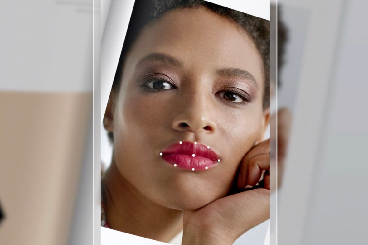 Chanel LipScanner Application