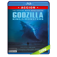 Godzilla II: El rey de los monstruos (2019) BRRip 720p Audio Dual Latino-Ingles