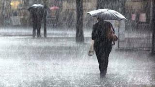 Monsoon again active in Delhi,