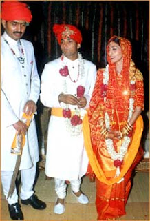 Ajay With Wife