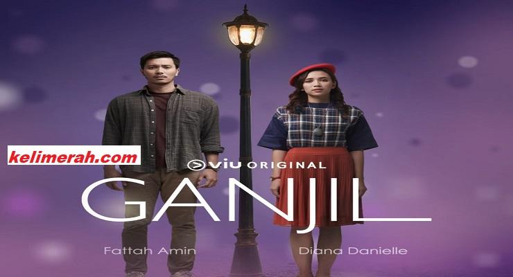 Lakonan Fattah Amin, Diana Danielle