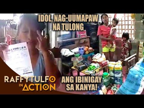 PANOORIN: INA SA VIRAL VIDEO NA BINAWIAN NG DSWD NG ₱5K, PINALITAN NI IDOL RAFFY NG MAS HIGIT PA!   Raffy Tulfo in Action