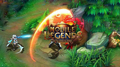 download Mobile Legends APK v1.1.18 Terbaru Game MOBA For Android