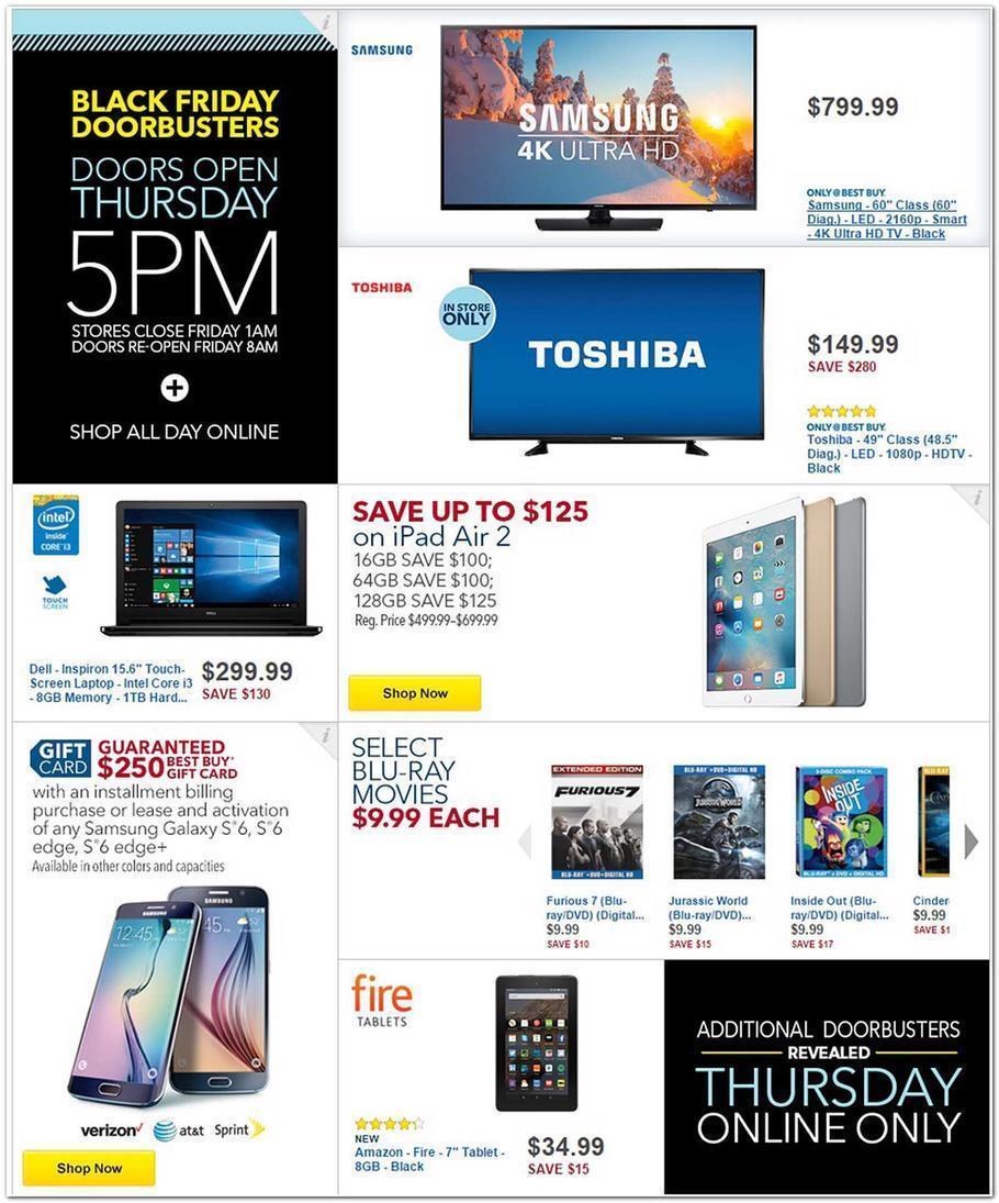 78b91b40fd95 Best Buy s Black Friday Sale Ad 2015 - BestBuy