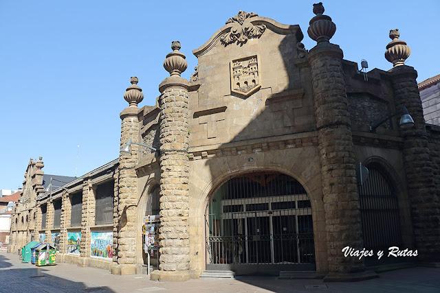 Mercado de abastos, Durango