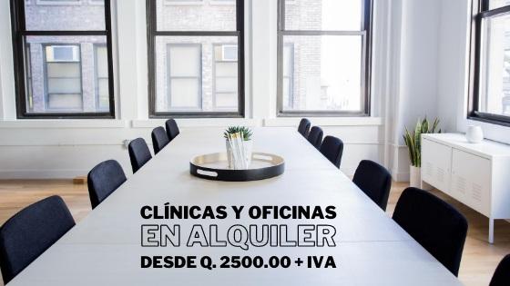 oficinas en alquiler guatemala