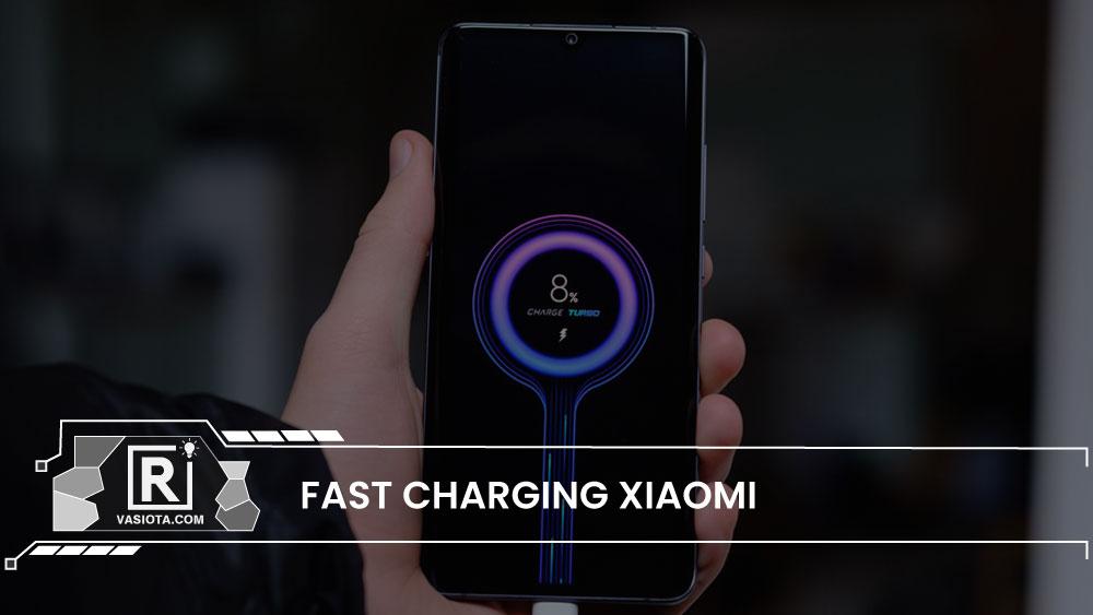 cara mengaktifkan fast charging xiaomi