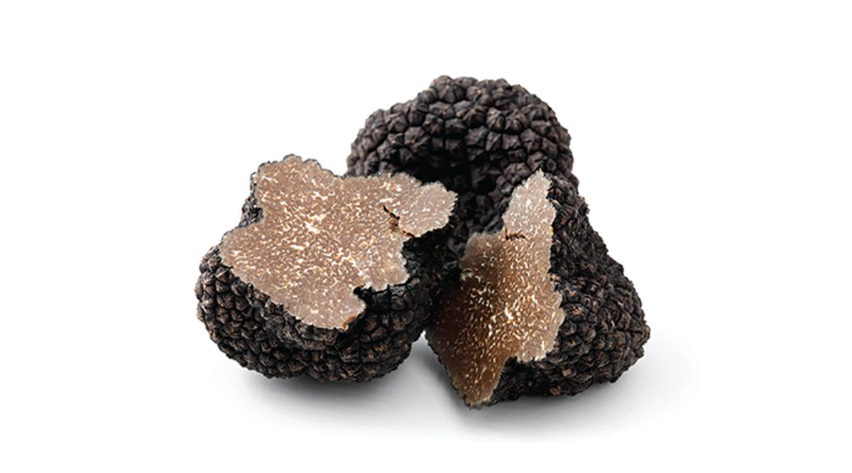 Benefits of truffles .. Eye and skin medication