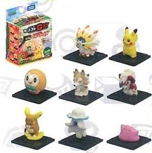Takara Tomy Pokemon figure MONCOLLE GET Special Pack
