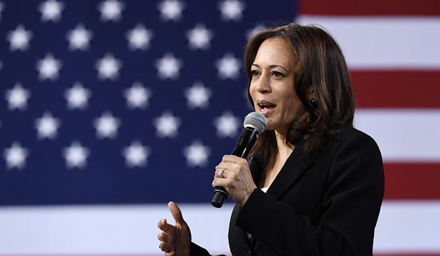 Why is Kamala Harris running for president?