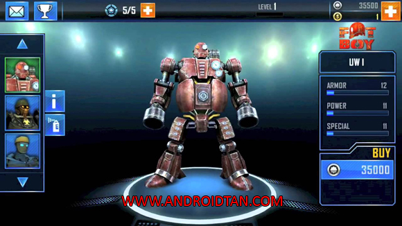 Real Steel World Robot Boxing Mod Apk Latest Version
