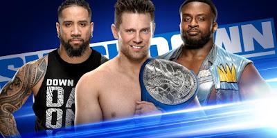 WWE Smackdown Results - April 17, 2020