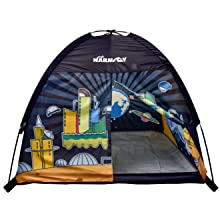 Stimulate Child's Imagination with NARMAY Play Space World Dome Tent
