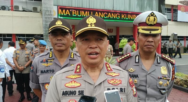 Kapolda Riau: Salus Populi Suprema Lex Esto