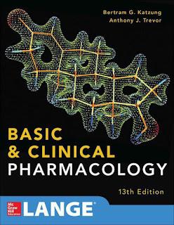 Basic & Clinical Pharmacology 13th Edition