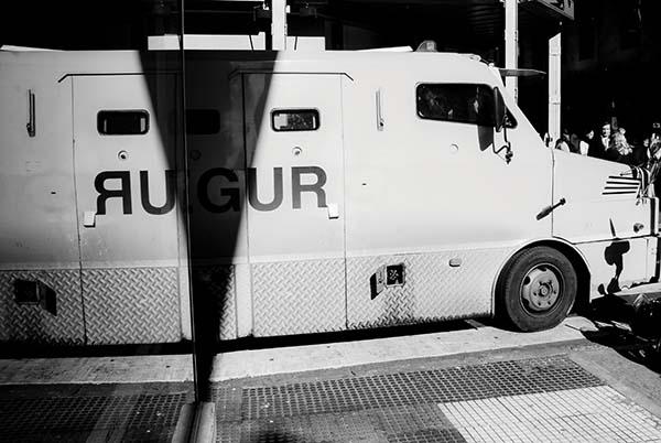 camión de caudales