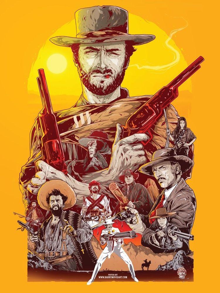 Clint Eastwood Cine Art