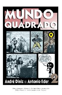 MUNDO QUADRADO II - Andre Diniz