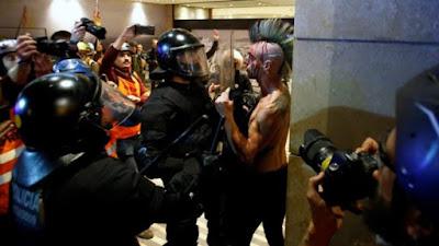 CDR, torra, cataluña, caza, mossos, policia, vergüenza