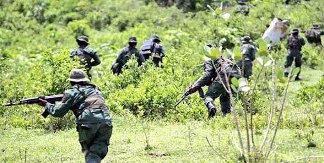 SE EXPANDE EL CONFLICTO   EXTREMOS DE LAS FARC SE ENFRENTARON EN APURE