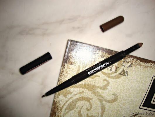 Maybelline #BrowSatin