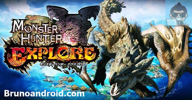 Monster Hunter Explorer APK