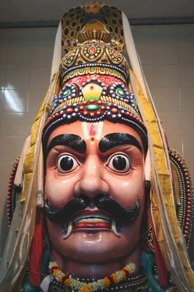 Hindu Goddess aravan pic