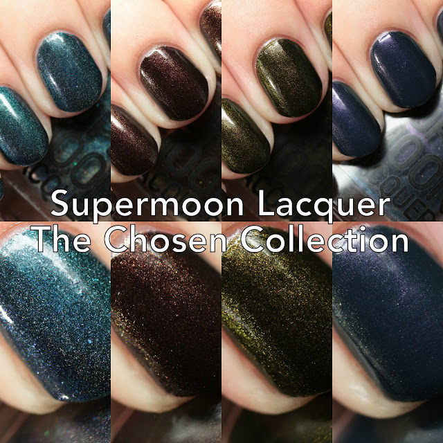 Supermoon Lacquer The Chosen Collection