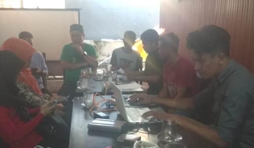Belasan Pewarta Di Kepulauan Selayar, Sepakat Bentuk IJAS