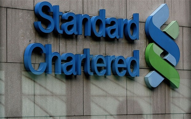 apply kartu kredit Standard Chartered online