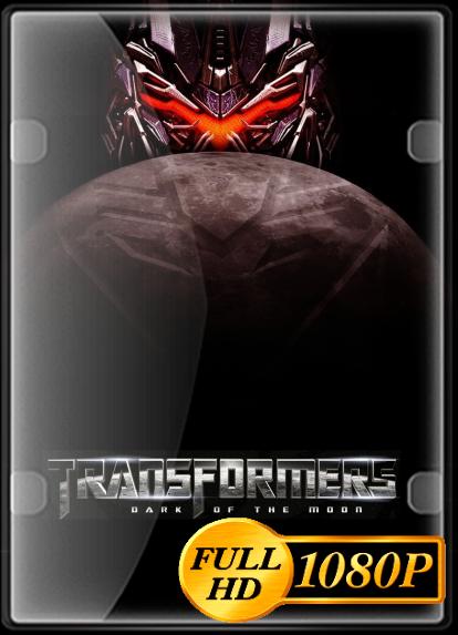 Transformers: El Lado Oscuro de la Luna (2011) FULL HD 1080P LATINO/INGLES