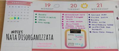 setup agenda
