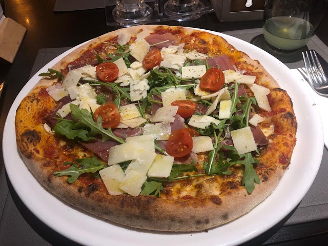 Brasserie du Cercle, Luxembourg City, Restaurant, French, Pizza,