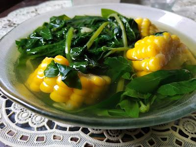 Sayur Bening Sehat Dan Menyegarkan