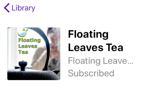 Podcasts about Tea