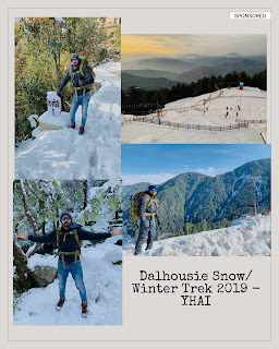 Let You Plan Your Winter Trek in Dhauladhar Range Dalhousie. Bgs Raw Travel Blog. Book your vacation on oyo room. Trivago, honeymoon travel.