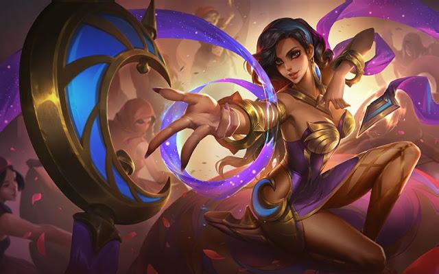New Hero - Esmeralda